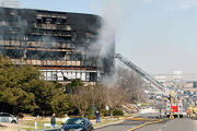 Plane Crashes in Texas Office Building