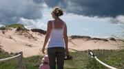 Sand dunes at PEI