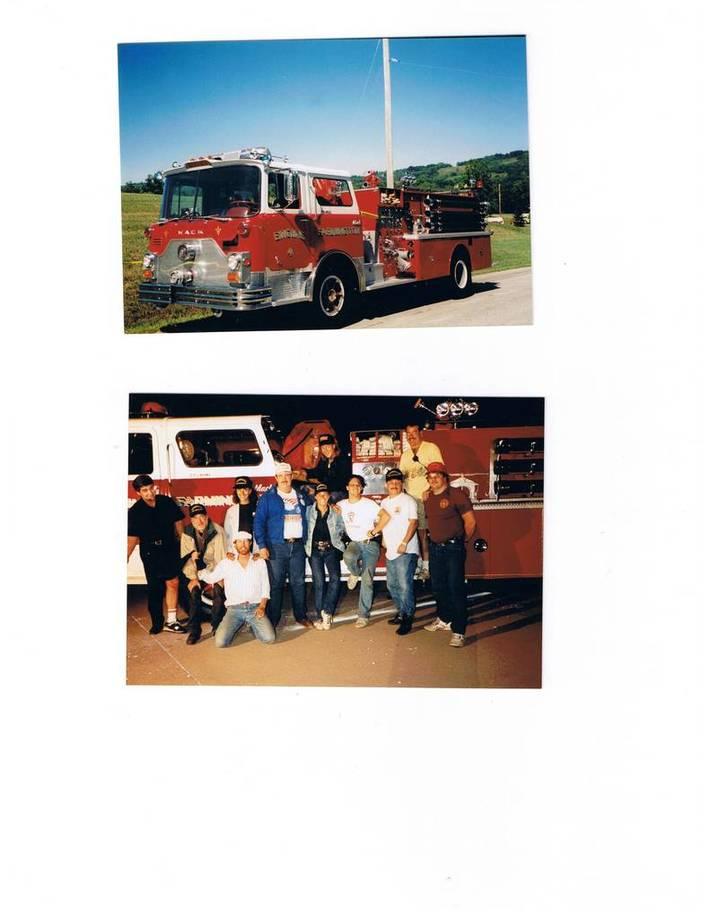 My mack & Rescue 911 cast