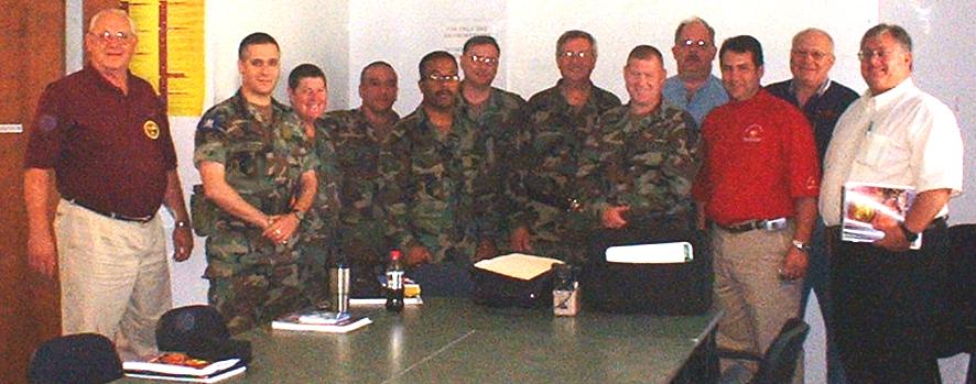 2006 AT MERRTT Course