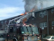 Spring Valley structure fire.