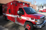 New Road Rescue Ambulance