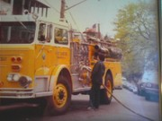 GUY GIOFFRE PUMPING AT A WORKING FIRE
