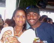wifey & me