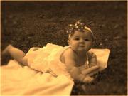Emileah Sparks 8 months old 7-2-10