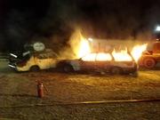 Training- car fires