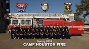 Camp Houston Fire Spring 2010 Participants
