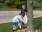 bray and jayce easter egg hunt