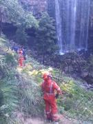 Trentham Falls Rescue