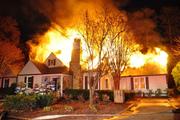 WEEKEND HOUSE FIRE