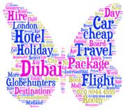 Flights to Dubai with Globehunters