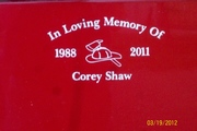 Corey Shaw Logo