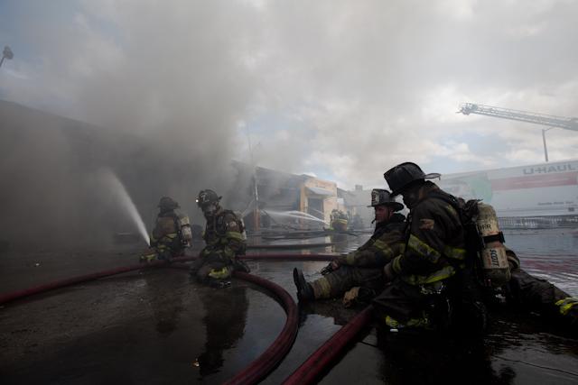 4th alarm fire mdfr-31