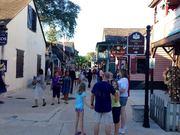 Florida St Augustine St George Street 1