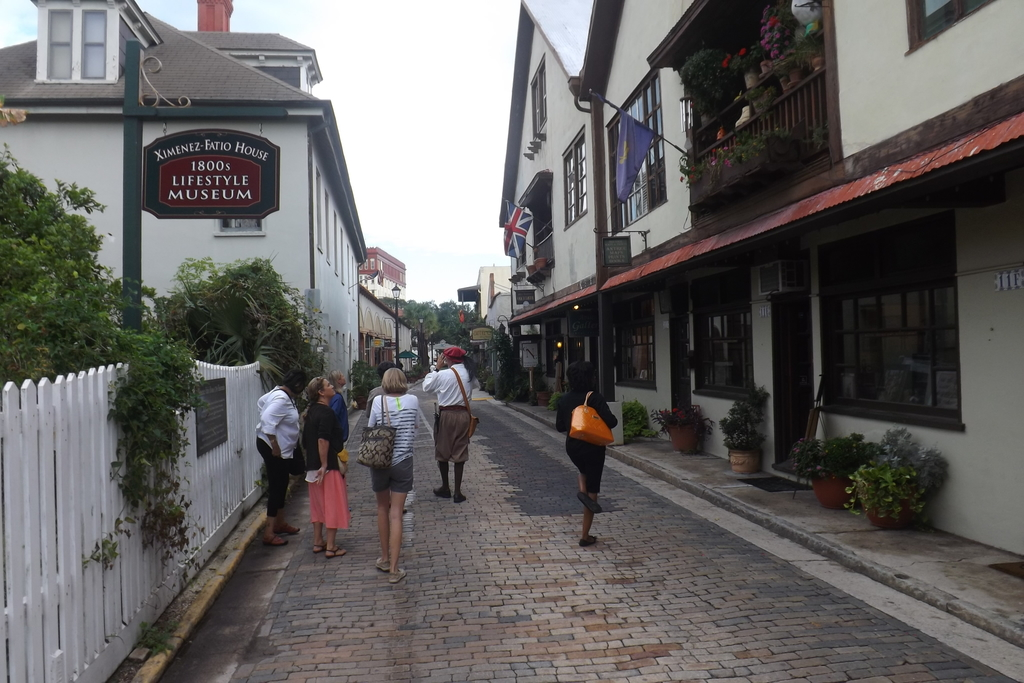 Avilés Street, Old Town St. Augustine