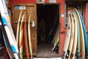El Salvador Playa Tunco surf shop 10 9-13