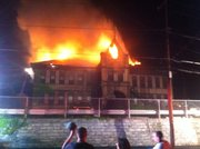 3 Alarm Fire - Dunmore, PA