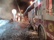Chestnut St. Fire 1/28/14