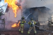 WORKING HOUSE FIRE !!!!!