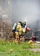 3 Alarm fire Eastlake Ohio