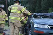Pembroke Fire Department Auto Extrication Training