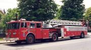 Buffalo Fire Department Truck 12