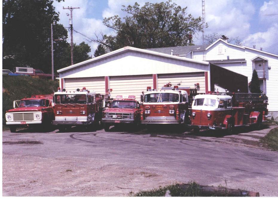 Old School Vernon Township VFD