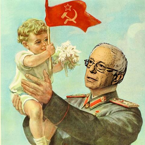 Comrade Bernie Sanders