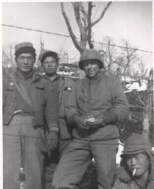 ROK soldiers with JT
