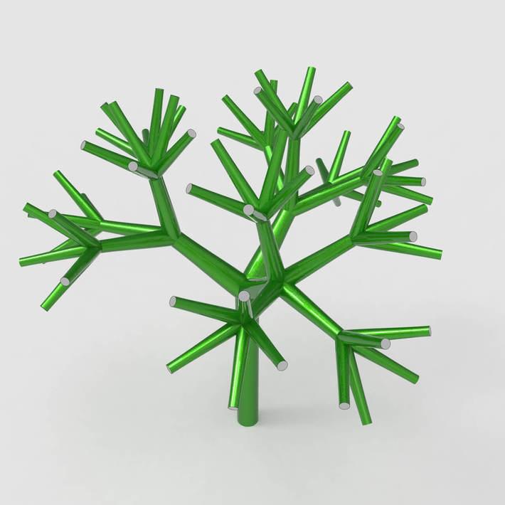Aneomone Branching