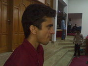 Umar Jamal Khan, MBBS 4th yr student at BMU