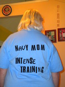 A moms support of our Navy kids