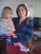 Jennifer and Jasmine (2 years old)