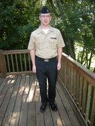 I love a man in uniform
