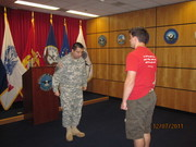 Swearing in - December 7, 2011