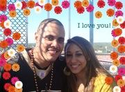 My love! Tiffany and Anthony 5-19-08