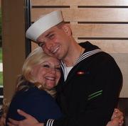 My son, my Sailor, Graduation 4-13-2012