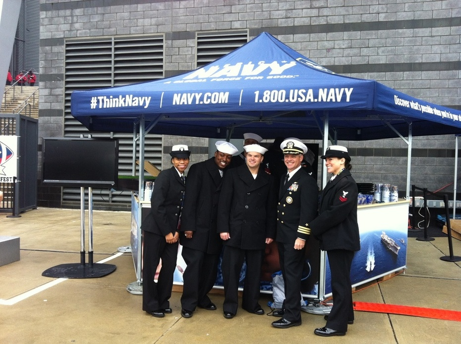 Army-Navy Game 2012