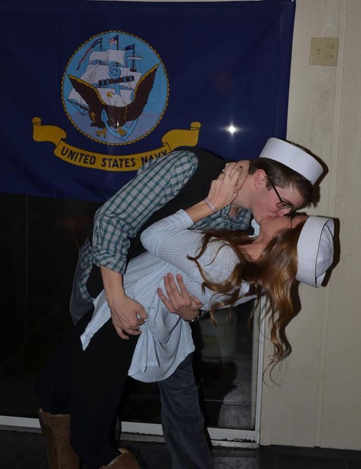 #Go Navy!