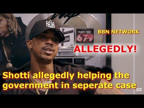 Shotti allegedly helping the government in seperate case