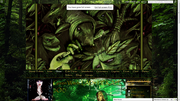 Green Witch css.