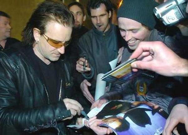 Bono Original Photo