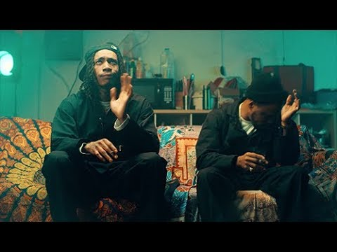 Wiz Khalifa & Curren$y ft.  Problem - Getting Loose