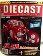 The Diecast Magazine, US, Issue 26, Fred Weichmann - Collector Post