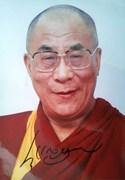 Tenzin Gyatso 14th Dalai Lama