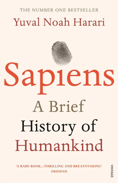 5 Top Reviewed Brainy Books For Holiday >> Sapiens And The Sixth Extinction Ethos Community