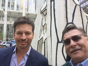 Harry Connick, Jr., Filming New TV Show In Chicago
