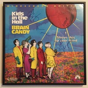 Kids In The Hall Brain Candy Troupe Signed Laserdisc