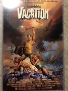 Vacation cast