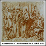 The ransoming of Christian slaves
